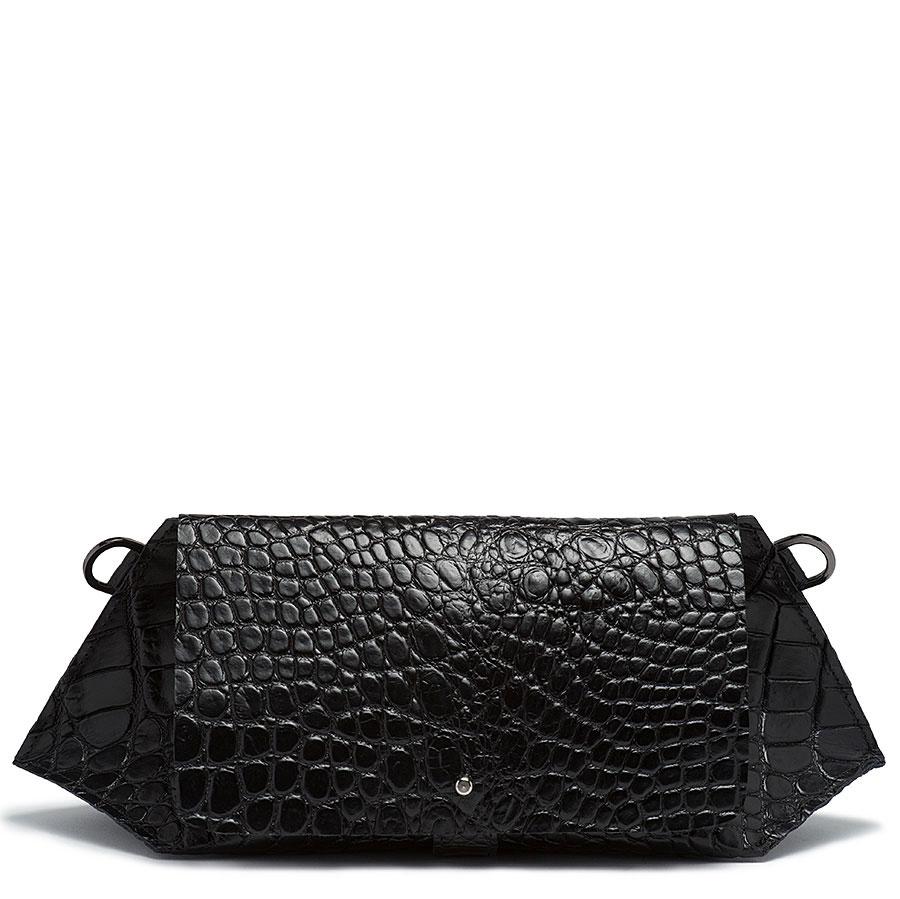 Arch Crystal Alligator Black